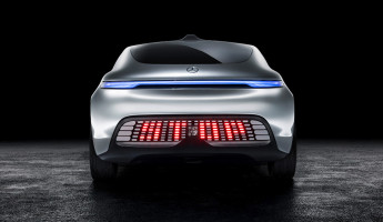 Mercedes-Benz F 015 Luxury in Motion Concept 5