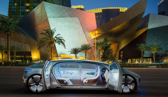 Mercedes-Benz F 015 Luxury in Motion Concept 8