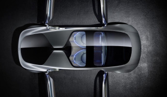 Mercedes-Benz F 015 Luxury in Motion Concept 9