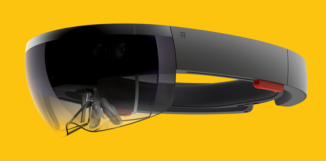 Microsoft Project HoloLens 1