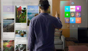 Microsoft Project HoloLens 2