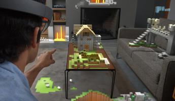 Microsoft Project HoloLens 3