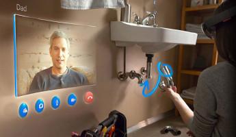 Microsoft Project HoloLens 6