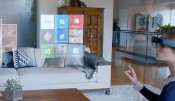 Microsoft Project HoloLens 9