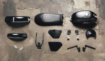 Moto Guzzi Custom Kits - The Dark Rider Style Kit 1