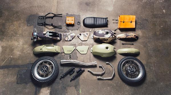 Moto Guzzi Custom Kits The Legend Style Kit 1 600x333 Moto Guzzi Custom Kits Make You the Custom Shop