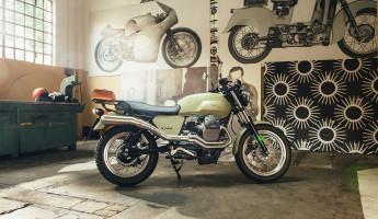 Moto Guzzi Custom Kits - The Legend Style Kit 2