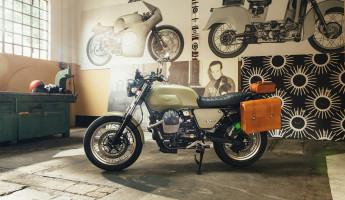 Moto Guzzi Custom Kits - The Legend Style Kit 3