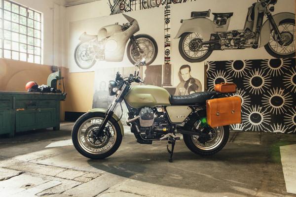 Moto Guzzi Custom Kits The Legend Style Kit 3 600x400 Moto Guzzi Custom Kits Make You the Custom Shop