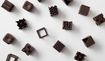 Nendo Chocolatexture Box of Chocolates Maison et Objet 10