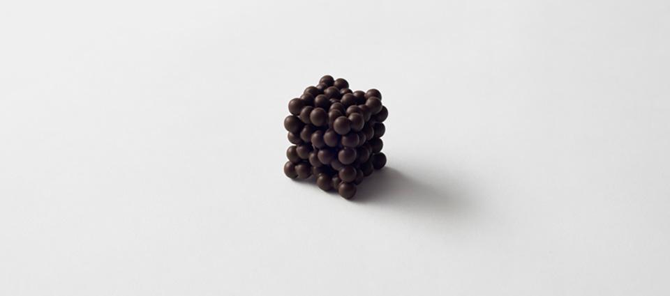 Nendo Chocolatexture Box of Chocolates Maison et Objet 3