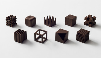 Nendo Chocolatexture Box of Chocolates Maison et Objet 7