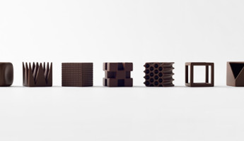 Nendo Chocolatexture Box of Chocolates Maison et Objet 8