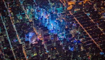 New York Aerial Photography by Vincent LaForet 1