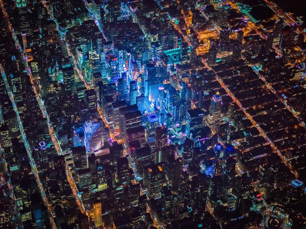 New York Aerial Photography by Vincent LaForet 1 600x450 New York Aerial Photography by Vincent Laforet