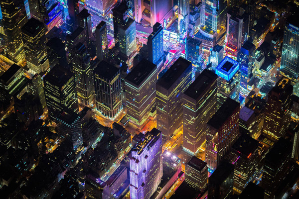 New York Aerial Photography by Vincent LaForet 3 600x400 New York Aerial Photography by Vincent Laforet