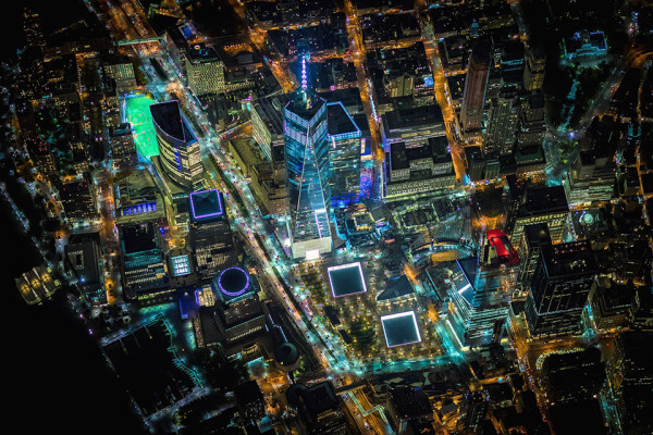 New York Aerial Photography by Vincent LaForet 7