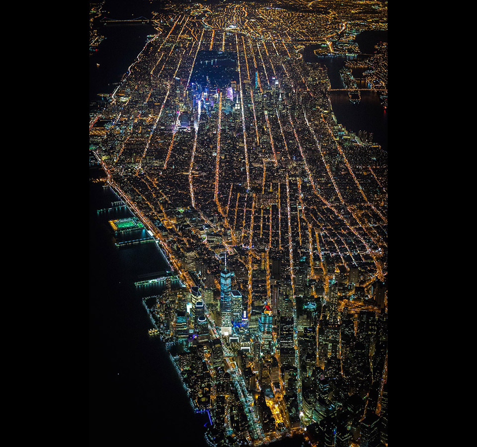 New York Aerial Photography by Vincent LaForet 8