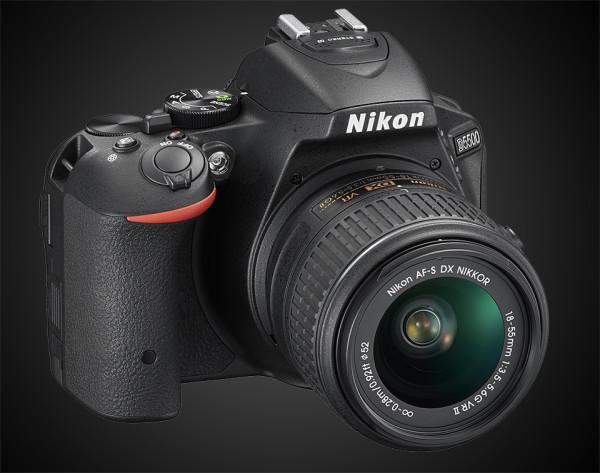 Nikon D5500 DSLR 2