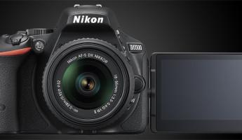 Nikon D5500 DSLR 3