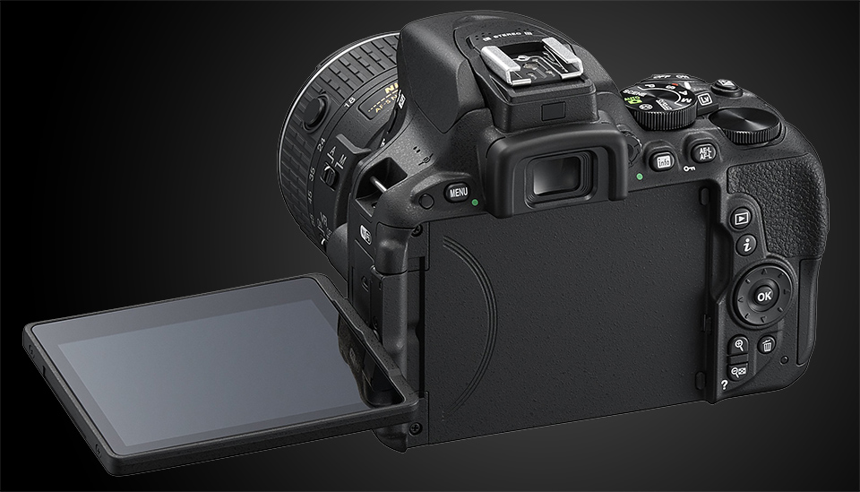 Nikon D5500 DSLR 4