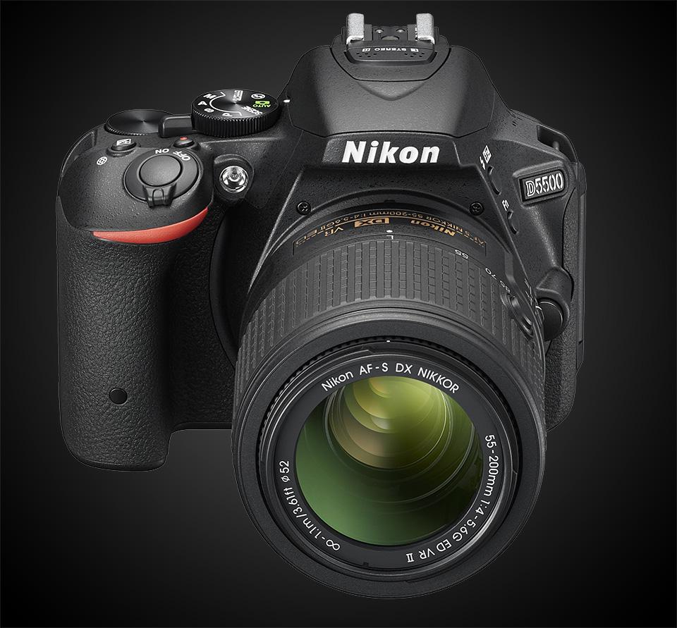 Nikon D5500 DSLR 5