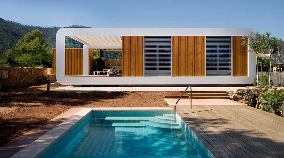 Noem Smart Refuge Quick-Built Prefab House 1
