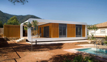 Noem Smart Refuge Quick-Built Prefab House 2