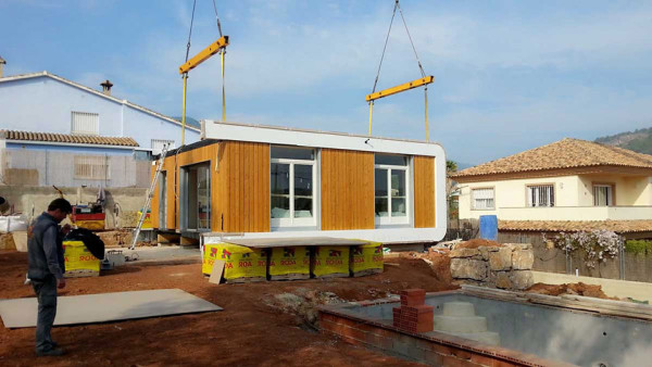Noem Smart Refuge Quick-Built Prefab House 9