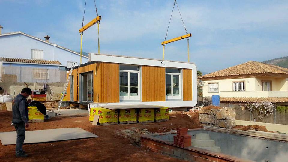 Noem Smart Refuge Quick-Built Prefab House 9
