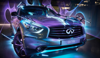 Patrick Rochon Infiniti Inspired Light 3