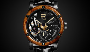 Ralph Lauren RL Automotive Skeleton Watch 1