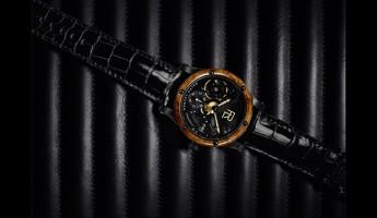 Ralph Lauren RL Automotive Skeleton Watch 3
