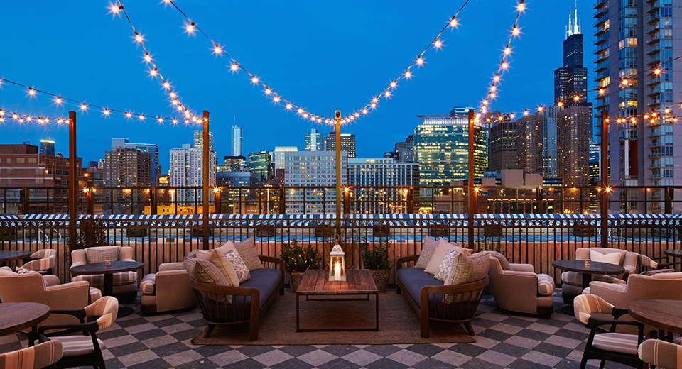 Stylish Design Hotels Chicago - Soho House Chicago 5