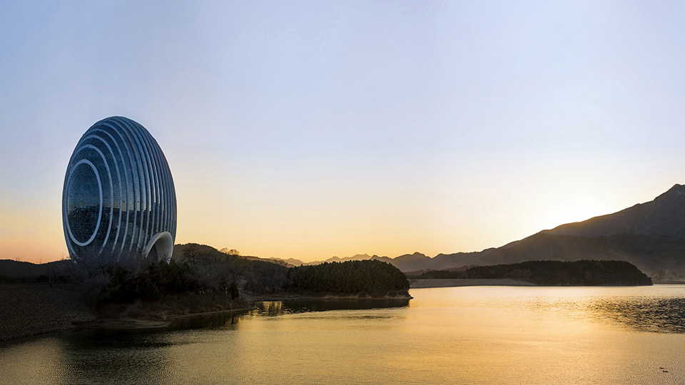 High Design Hotels - Sunrise Kempinksi Hotel - Beijing 1
