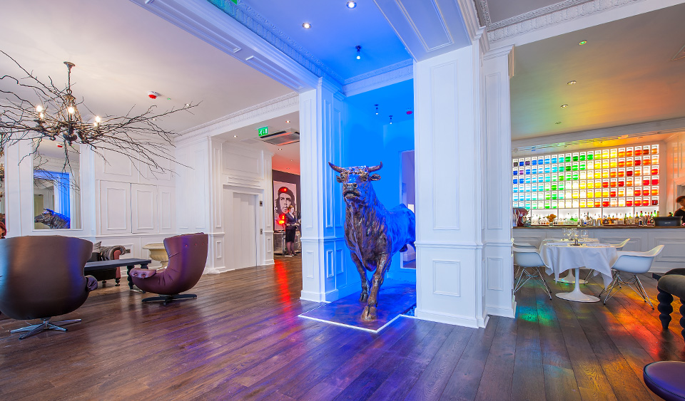 Design Boutique Hotels - The Exhibitionist Hotel - London 4