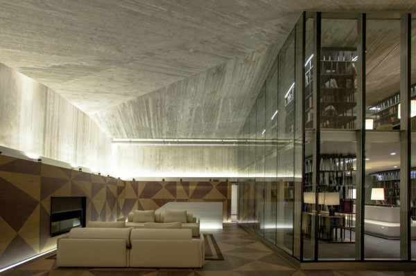 Ulus Savoy Clubhouse by Autoban 11