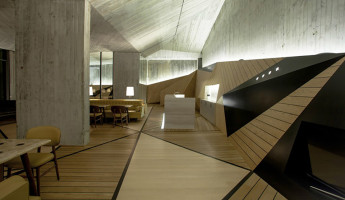 Ulus Savoy Clubhouse by Autoban 5