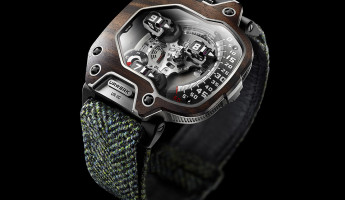 Urwerk UR-110 Eastwood Watch 1