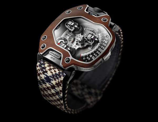 Urwerk UR-110 Eastwood Watch 2