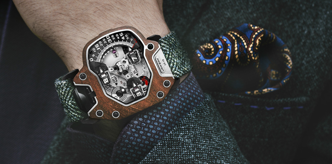 Urwerk UR-110 Eastwood Watch 5