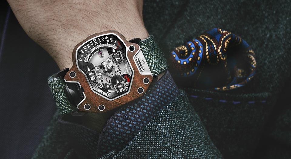 Urwerk UR-110 Eastwood Watch 5