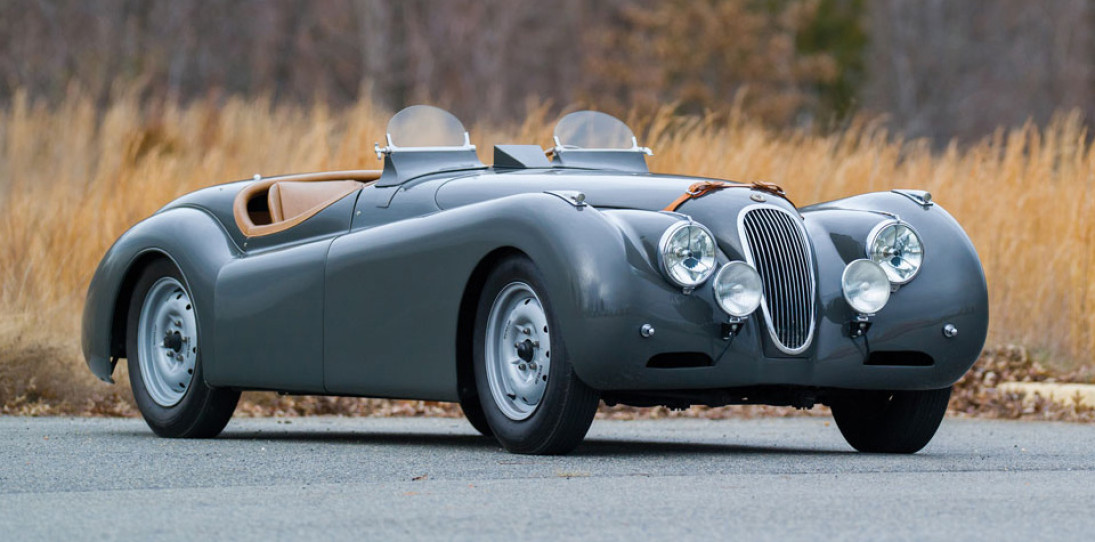 1949 Jaguar XK120 Alloy Roadster 1