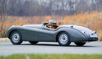 1949 Jaguar XK120 Alloy Roadster 2