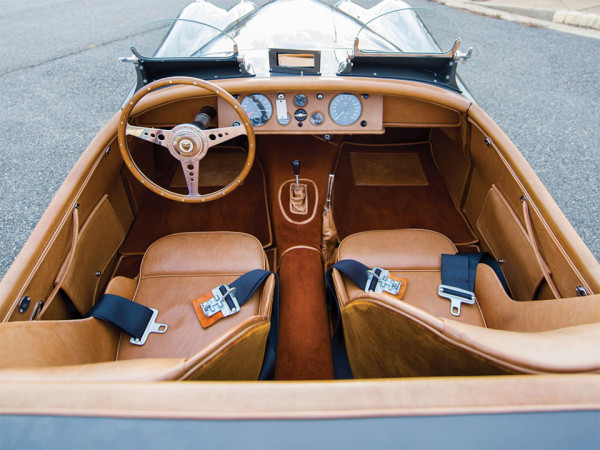 1949 Jaguar XK120 Alloy Roadster 4