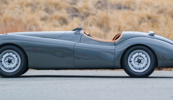 1949 Jaguar XK120 Alloy Roadster 5
