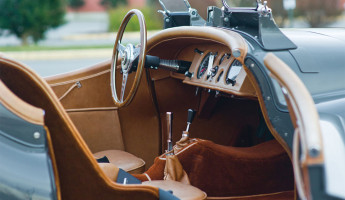 1949 Jaguar XK120 Alloy Roadster 8