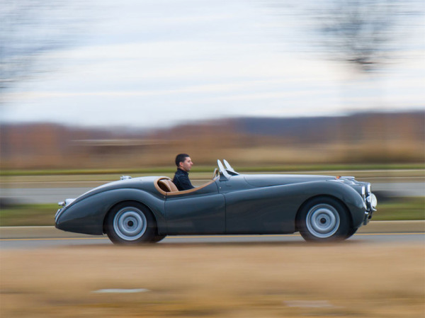 1949 Jaguar XK120 Alloy Roadster 9