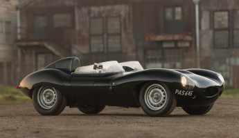 1955 Jaguar D-Type 1