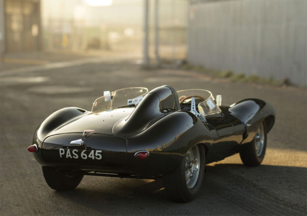 1955 Jaguar D Type 2 600x423 1955 Jaguar D Type: This is what a $4 Million Jaguar Looks Like